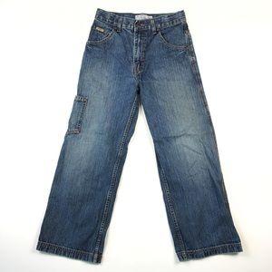 Levi's Women's Wide Utility Jeans 12 B5916